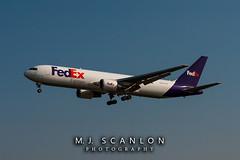 N297FE FedEx | Boeing 767-32LF(ER) | Memphis International Airport