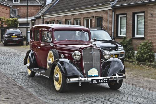 Chevrolet DA Master Coach 1934 (2011)