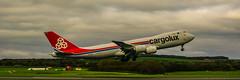 Cargolux Boeing 747 8 LX VCL
