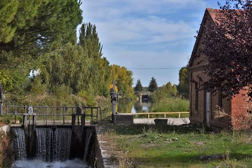 Canal de Castilla.