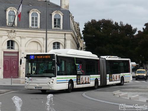 IRISBUS Citelis 18 GNV - 2661 / KBM