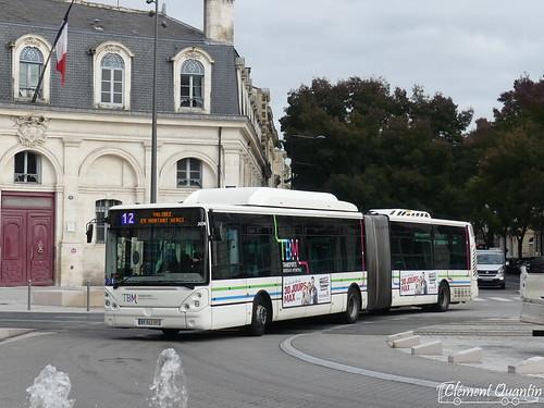 IRISBUS Citelis 18 GNV - 2694 / KBM