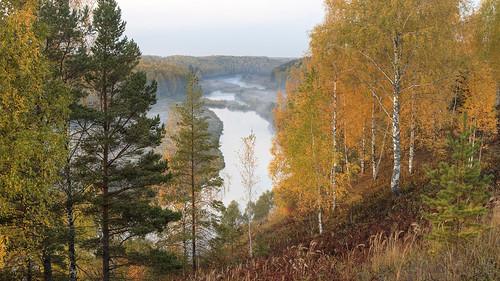autumn the painter (Explore)