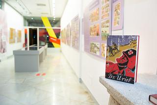 2020 Octubre. Exposición Memoria y Viñetas.  A Coruña