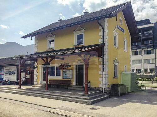 Bahnhof Fügen