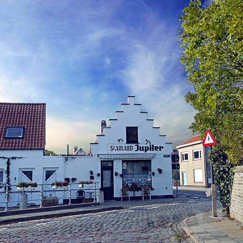 Lissewege, Flanders, Belgium