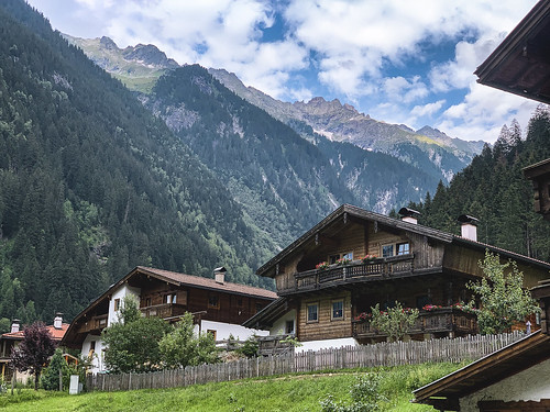 Homes in Ginzling