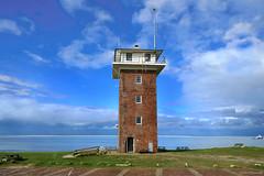 Huisduinen: Kustwachttoren 't Torentje