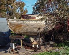 Looks Like a Boat .....