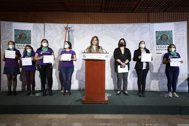 19/10/2020 Conferencia De Prensa Lorena Villavicencio