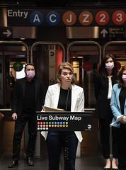 MTA Debuts Live Subway Map