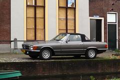 1983 Mercedes-Benz 280 SL (R107)