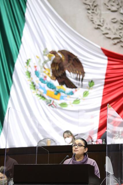 19/10/2020 Tribuna Dip. Aleida Alavez Ruiz