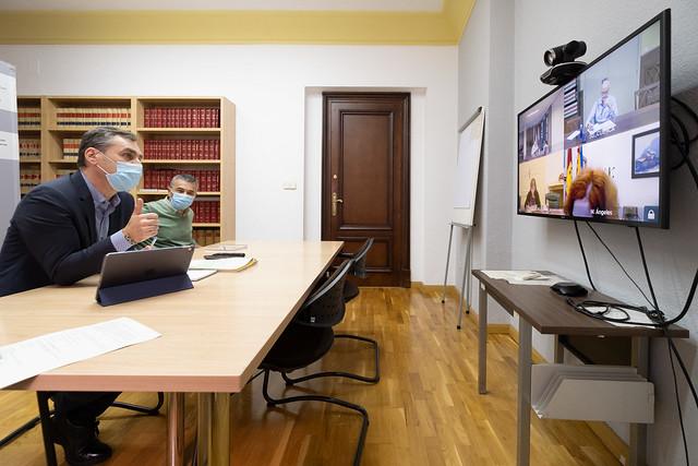 Photo:Comisión de Asistencia Técnica al Delegado del Gobierno By Delegación del Gobierno en Castilla la Mancha