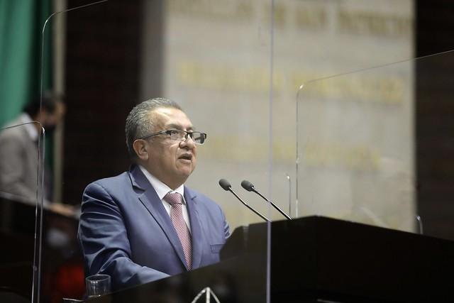 20/10/2020 Tribuna Dip. Benjamin Saul Huerta Corona