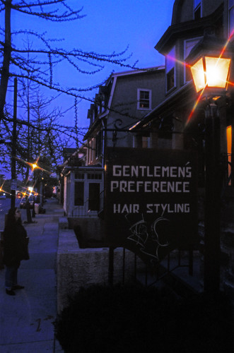 Gentlemen's Preference