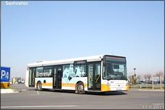 Heuliez Bus GX 327 – Aéroports de Paris – Aéroport d'Orly