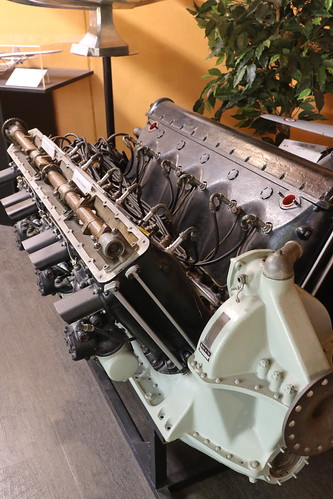 Moteur Hispano Suiza 12Y BRS