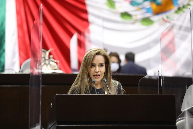 20/10/2020 Tribuna Dip. Paola Tenorio Adame