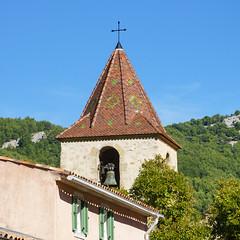 3952 Le Revest-les-Eaux : L'église Saint-Christophe