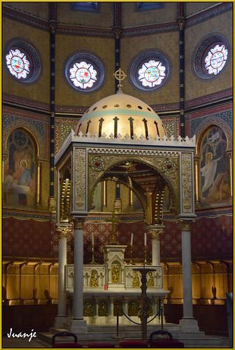 Iglesia de San Martín (Pau, Francia, 26-7-2020)