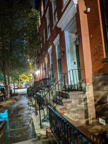 Greenwich Village Stoops II