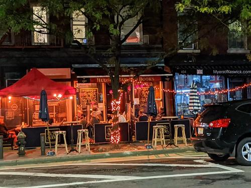 Hudson Bar and Books