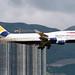 British Airways | Boeing 747-400 | G-CIVU | Wings | Hong Kong International