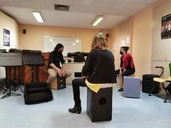 Stages du 17 & 18 octobre 2020 au Conservatoire des Landes - Antenne du Marsan