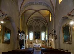 3936 Le Revest-les-Eaux : L'église Saint-Christophe