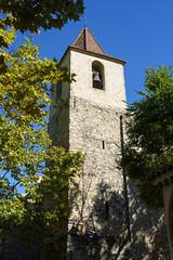 3953 Le Revest-les-Eaux : L'église Saint-Christophe