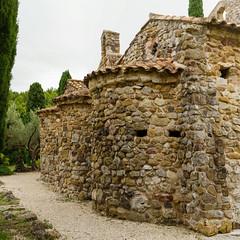 3977 Chapelle Notre-Dame de la Pépiole, à Six-Fours - Photo of Ollioules