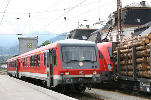 DB 628245 - Reutte in Tirol