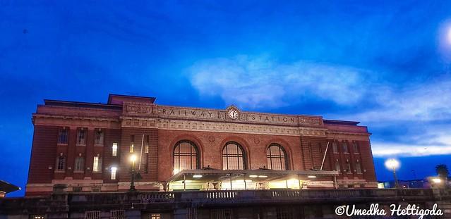 Photo:Auckland Railway Station - Heritage By Umedha Hettigoda