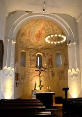 Prague-Dolní Chabry, Church of the Beheading of St.John the Baptist