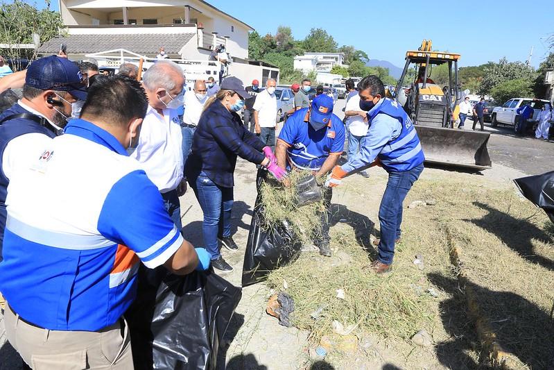 TAM-184-2020.-Jornada de limpieza del gobierno estatal y municipal en Ciudad Victoria (6)