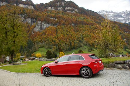 Fotoshooting im Glarnerland