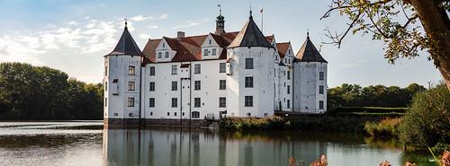 Schloss Glücksburg Panorama