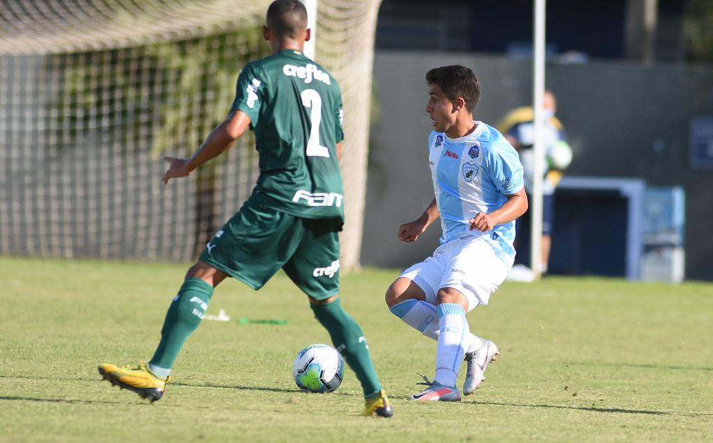 Londrina x Palmeiras