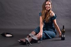 Belinda Evening Gown Shoot