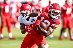2020 Chiefs Training Camp: Aug. 24