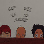 Sleep Safe by Elaine Robinson