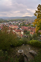 View over Rudolstadt