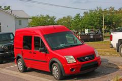 Ford Mini-Van, Downtown Palm Harbor, Florida