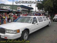 Desfile 15 de setiembre San Isidro 2005