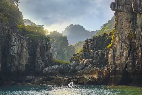 Paradise, Ha Long Bay, Vietnam