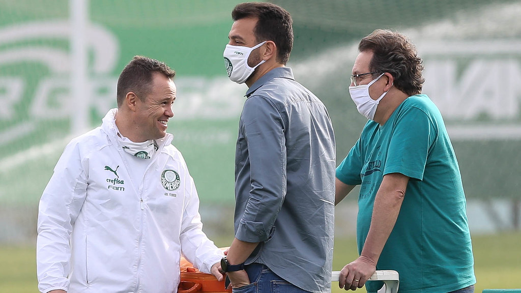 Palmeiras terá mudanças na defesa, no meio e no ataque para enfrentar o Atlético-GO