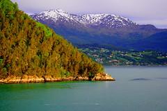 Norwegian fjords (work in progress)