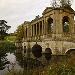 Palladian Bridge Stowe by Rob Draper