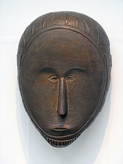 Masque Fang (Musée de l'Orangerie, Paris)
